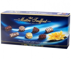 ASSORTED PRALINES 400 G