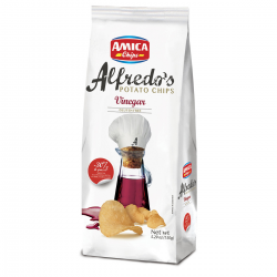 Alfredo's Chips Vinegar 150g.