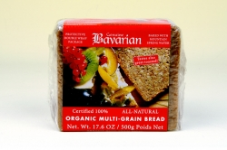 Bavarian Multi Grain Bread Sliced