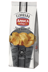 Eldorada chips Barbecue 130g.
