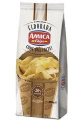 Eldorada chips Salted 130g.