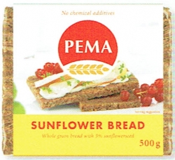 PEMA Sunflower Bread