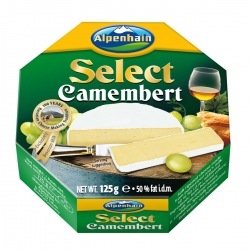 Select long life Camembert