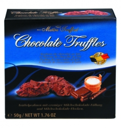 TRUFFLES MILK CHOCOLATE
