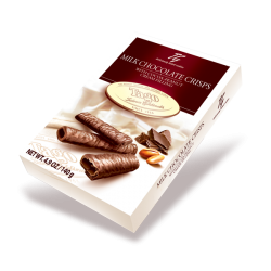 Tago Milk Milk Chocolate Crisps with Tiramisu Cream Filling  (14
