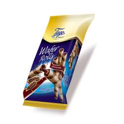 Tago Roll Wafers with Cocoa Filling (150g)
